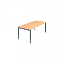 Стол на металлокаркасе для заседаний АМ-0058