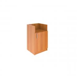 Корпус тумбы к эргономичным столам В-805.01 (устанавливается к стороне 550 мм)