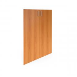 Двери из ЛДСП В-864 (2 штуки)