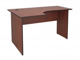Стол угловой (лев) Рубин 40.48